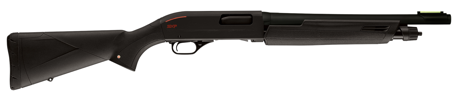 SHOTGUNS PUMP SHOTGUN SXP TRACKER RIFLED