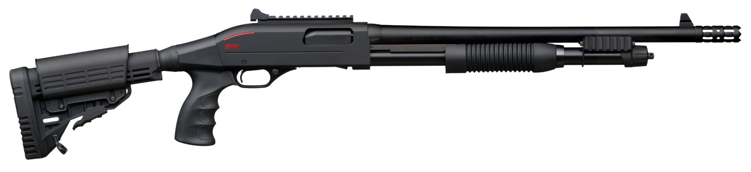 SHOTGUNS PUMP SHOTGUN SXP EXTREME DEFENDER ADJUSTABLE
